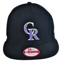 Colorado Rockies MLB 9Fifty Snapback Baseball Cap alternate view 2