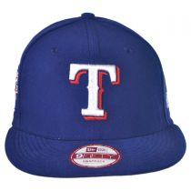 Texas Rangers MLB 9Fifty Snapback Baseball Cap in