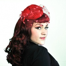 Betty Fascinator Headband