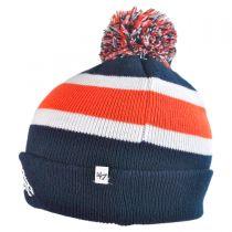 Denver Broncos NFL Breakaway Knit Beanie Hat alternate view 2