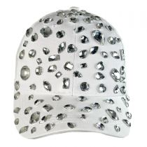Rhinestone Adjustable Baseball Cap alternate view 10