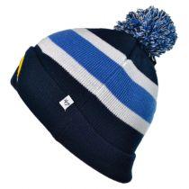 Los Angeles Chargers NFL Breakaway Knit Beanie Hat alternate view 2