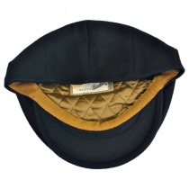 Wool Cashmere Ivy Cap