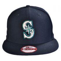 Seattle Mariners MLB 9Fifty Snapback Baseball Cap alternate view 2