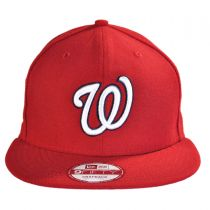 Washington Nationals MLB 9Fifty Snapback Baseball Cap in