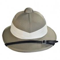 B2B African Safari Pith Helmet 2