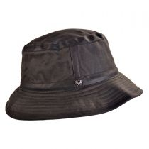 The Storm Waxed Cotton Bucket Hat alternate view 7