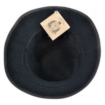 The Storm Waxed Cotton Bucket Hat alternate view 8