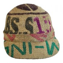 Havana Coffee Works Jute Gulf Cadet Cap in
