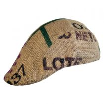 Havana Coffee Works Jute Duckbill Ivy Cap alternate view 3