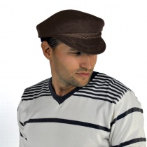 Wool Greek Fisherman's Cap