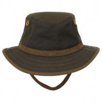 TWC7 Wax Cotton Hat in