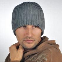 Rib Knit Beanie Hat alternate view 4