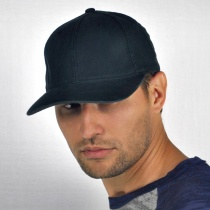 Garment Washed Twill LoPro 7 3/8 to 8 FlexFit Fitted Baseball Cap in