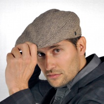 Herringbone Wool Blend Ivy Cap alternate view 6