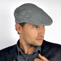 Herringbone Wool Blend Ivy Cap alternate view 12