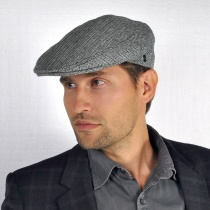 Herringbone Wool Blend Ivy Cap alternate view 13