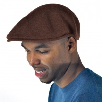 Wool 504 Ivy Cap in