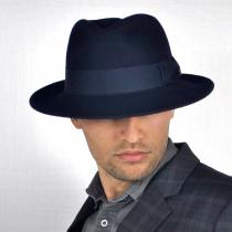 C-Crown Crushable Wool Felt Fedora Hat alternate view 128
