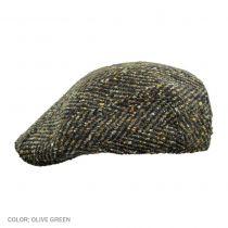 Wool Herringbone Ivy Cap