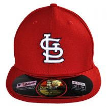 St Louis Cardinals MLB Game 59Fifty Fitted Baseball Cap alternate view 2