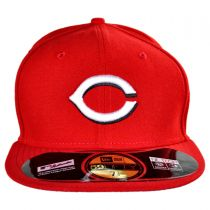 Cincinnati Reds MLB Home 59Fifty Fitted Baseball Cap alternate view 2