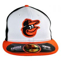 Baltimore Orioles MLB Home 59Fifty Fitted Baseball Cap alternate view 2