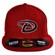 Arizona Diamondbacks MLB Game 59Fifty Fitted Baseball Cap in