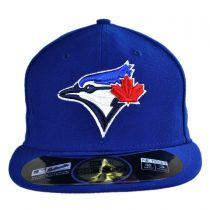 Toronto Blue Jays MLB Game 59Fifty Fitted Baseball Cap alternate view 2