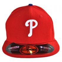 Philadelphia Phillies MLB Game 59Fifty Fitted Baseball Cap in