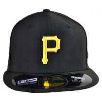 Pittsburgh Pirates MLB Game 59Fifty Fitted Baseball Cap alternate view 2