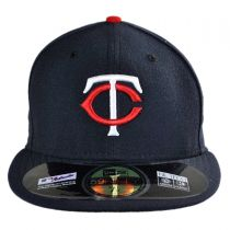 Minnesota Twins MLB Home 59Fifty Fitted Baseball Cap alternate view 10