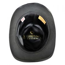 Draco Leather Top Hat alternate view 5