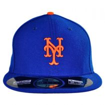 New York Mets MLB Home 59Fifty Fitted Baseball Cap alternate view 2