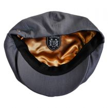 Brood Solid Newsboy Cap