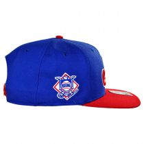 Montreal Expos MLB Sure Shot Snapback Baseball Cap in