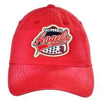 Los Angeles Angels of Anaheim MLB Rebound Strapback  Baseball Cap Dad Hat alternate view 2