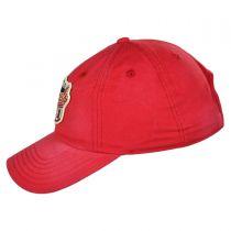 Los Angeles Angels of Anaheim MLB Rebound Strapback  Baseball Cap Dad Hat alternate view 3