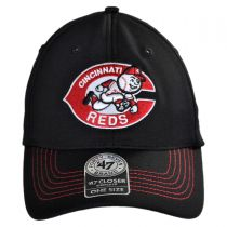 Cincinnati Reds MLB GT Closer Fitted Baseball Cap in