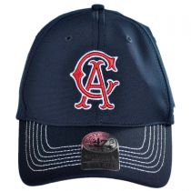 Los Angeles Angels of Anaheim MLB GT Closer Fitted Baseball Cap alternate view 2