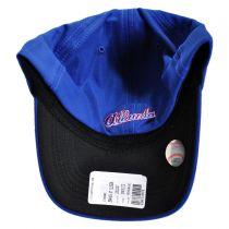 Atlanta Braves MLB GT Closer Fitted Baseball Cap alternate view 4