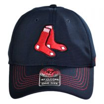 Boston Red Sox MLB GT Closer Fitted Baseball Cap alternate view 2
