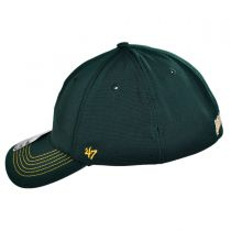 Oakland Athletics MLB GT Closer Fitted Baseball Cap alternate view 3