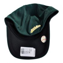 Oakland Athletics MLB GT Closer Fitted Baseball Cap alternate view 4
