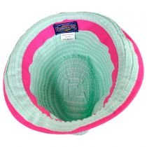 Kids' Ribbon Fedora Hat in