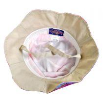 Baby Plaid Cotton Bucket Hat in