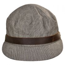 Busker Cotton Canvas Cadet Cap