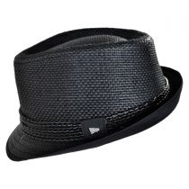 Huxley Toyo Straw Fedora Hat in