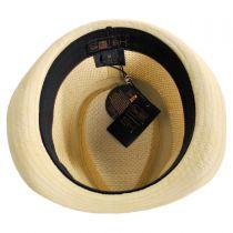 Huxley Toyo Straw Fedora Hat in
