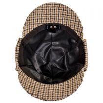 Sherlock Holmes Houndstooth Wool Blend Hat alternate view 8